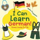 I Can Learn German! German Learning for Kids Cover Image