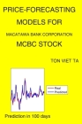 Price-Forecasting Models for Macatawa Bank Corporation MCBC Stock Cover Image