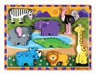 Safari Chunky Puzzle Cover Image