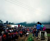 Philippe Bazin, Bruno Serralongue: Encuentro, Chiapas 1996 Cover Image