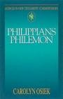 Abingdon New Testament Commentaries: Philippians & Philemon Cover Image