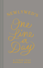 Newlywed's One Line a Day: A Three-Year Memory Book Cover Image