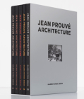 Jean Prouvé Architecture: Five-Volume Box Set No. 3 Cover Image