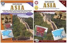 Exploring Asia, Grades 5 - 8 (Continents of the World) Cover Image