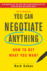 You Can Negotiate Anything: How to Get What You Want Cover Image