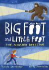 The Monster Detector (Big Foot and Little Foot #2) Cover Image