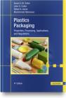 Plastics Packaging, 4e: Properties, Processing, Applications, and Regulations Cover Image