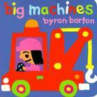 Big Machines Board Book Cover Image