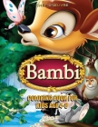 Bambi Coloring Book Cover Image