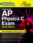 Cracking the AP Physics C Exam Cover Image