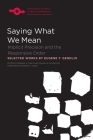 Saying What We Mean: Implicit Precision and the Responsive Order (Studies in Phenomenology and Existential Philosophy) Cover Image