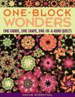 One-Block Wonders: One Fabric, One Shape, One-Of-A-Kind Quilts Cover Image