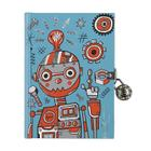 Robot Diary Cover Image