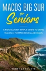 MacOS Big Sur For Seniors Cover Image