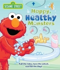 Sesame Street: Happy, Healthy Monsters (Multi-Novelty) Cover Image