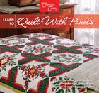 Learn to Quilt with Panels (Workshop) Cover Image