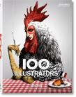 100 Illustrators Cover Image