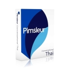 Pimsleur Thai Conversational Course - Level 1 Lessons 1-16 CD: Learn to Speak and Understand Thai with Pimsleur Language Programs (Pimsleur Instant Conversation) Cover Image