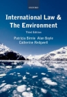 International Law and the Environment Cover Image