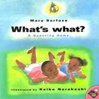 What's What: A Guessing Game Cover Image