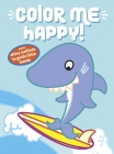 Color Me Happy! Blue Cover Image