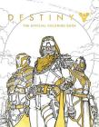 Destiny: The Official Coloring Book Cover Image