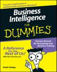 Business Intelligence for Dummies Cover Image
