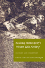 Reading Hemingway's Winner Take Nothing: Glossary and Commentary Cover Image