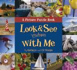 Look & See Michigan with Me: A Picture Puzzle Book Cover Image