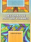 Decorative Picture Frames Stained Glass Pattern Book Cover Image
