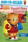 Daniel Goes Camping! (Daniel Tiger's Neighborhood) Cover Image