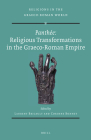 Panthée: Religious Transformations in the Graeco-Roman Empire (Religions in the Graeco-Roman World #177) Cover Image