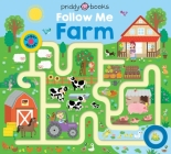 Maze Book: Follow Me Farm (Finger Mazes #1) Cover Image