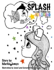 Splash: The Little Yellow Fish (Coloring Book) Cover Image
