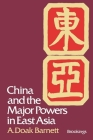 China and the Major Powers in East Asia Cover Image