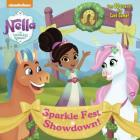 Sparkle Fest Showdown! (Nella the Princess Knight) (Nella the Princess Knight 8x8) Cover Image