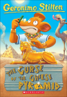 The Curse of the Cheese Pyramid (Geronimo Stilton #2) Cover Image