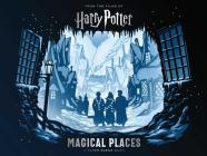 Harry Potter: Magical Places: A Paper Scene Book Cover Image