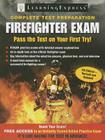 Firefighter Exam: Complete Test Preparation Cover Image