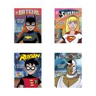 DC Super Heroes Origins Cover Image
