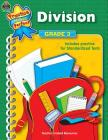 Division Grade 3 (Practice Makes Perfect (Teacher Created Materials)) Cover Image