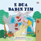 I Love My Dad (Albanian Children's Book) Cover Image
