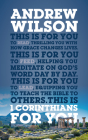 1 Corinthians for You: Thrilling You with How Grace Changes Lives (God's Word for You) Cover Image