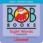 Bob Books - Sight Words Kindergarten Box Set | Phonics, Ages 4 and up, Kindergarten, Flashcards (Stage 2: Emerging Reader) Cover Image