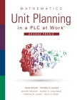 Mathematics Unit Planning in a Plc at Work(r), Grades Prek-2: (A Plc at Work Guide to Planning Mathematics Units for Prek-2 Classrooms) Cover Image