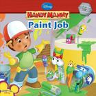 Handy Manny: Paint Job Cover Image