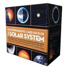 Photographic Card Deck of the Solar System: 126 Cards Featuring Stories, Scientific Data, and Big Beautiful Photographs of All the Planets, Moons, and Other Heavenly Bodies That Orbit Our Sun Cover Image