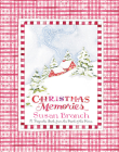 Christmas Memories: A Keepsake Book from the Heart of the Home (Guided Journal & Memory Book) Cover Image