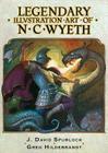 Legendary Illustration Art of N.C. Wyeth PB Cover Image