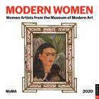Modern Women 2020 Wall Calendar: Women Artists from the Museum of Modern Art Cover Image